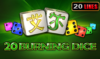 EGT - 20 Burning Dice